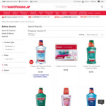 2 for $9 Colgate Plax Mouthwash 500ML Delivered @ The Warehouse