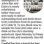 Win a Lunch for 2 at St Johns Bar and Eatery (Worth $60) from The Dominion Post (Wellington)