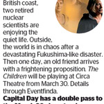 Win a Double Pass to The Children from The Dominion Post (Wellington)