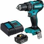 Makita Cordless Hammer Drill +6.0ah Battery + Charger Kit DHP485 $299 @Mitre10