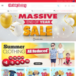 Massive End of Year Sale @ The Baby Factory