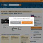 Canon PIXMA TR7560 Wireless Printer $69 ($9 after Cashback) @ PB Tech