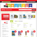 25% off $100 Spend + Free Shipping at Pet.co.nz