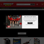 30% off RRP Storewide for Club Members @ Supercheap Auto
