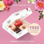 Free Limited Edition 4-Pack of Doughnuts with Any Dozen Doughnuts Purchased at Krispy Kreme (8/5 & 9/5)