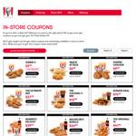 Gimme 5 - 5 Pc Original Recipe and Reg Chips for $9.99 @ KFC