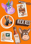 Free - Limited Edition Sticker Pack @ Sticker Mule