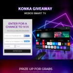KONKA's NEW Webos Smart TV