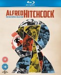 Alfred Hitchcock: The Masterpiece Collection Blu-Ray £24.98 (~ $52.12) Delivered @ Zavvi