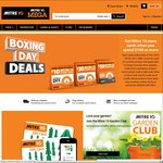 Mitre 10 Boxing Day Deal - Spend $100 Get $10, Spend $200 Get $30, Spend $250 Get $50
