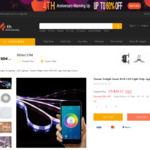 Xiaomi Yeelight Smart RGB LED Light Strip App Control $21.15 (~NZ $31.27) Delivered @ DD4.com