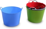 Ezy Storage Tub 42L Assorted Colours $1.95 @ Bunnings Warehouse