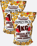 2KG Original Chocolate Cookie Time family pack bundle for $25 delivered