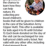 Win 1 of 3 Family Passes to Staglands from The Dominion Post (Wellington)