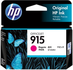HP 915 Ink Cartridge (Various Colours) $13.49 @ Pbtech (Save 18%)