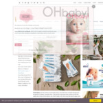 Win a 3 Months Supply (12 Packs) of WaterWipes from Oh Baby