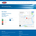 [Petrol] Regular 91 - $1.939/L, Diesel - $1.309/L @ NPD Stanmore Rd (Christchurch)