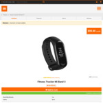Mi Band 3 $41.15 Delivered or $36 in Store @ Mi Store NZ