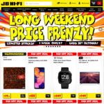 20% off Acer, Asus, HP & Lenovo Laptops @ JB Hi-Fi