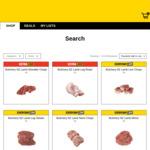 Lamb Shoulder Chops $13.89/kg @ PakNSave NI