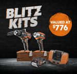 AEG 18V 2 Piece Brushless Combo 5AH - $349 @ AEG Power Tools