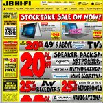Stocktake Sale Now On @ JB Hi-Fi (Lenovo Yoga 300 - $598 / 30% off Cookers & Fryers / Spark Plus - $64 + More)
