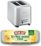 Win a New Day Free Range Eggs Prize Pack + Breville Toaster from Mindfood