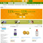 11% off Beauty Products @ iHerb