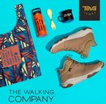 Win a Teva Prize Pack Worth $380 from The Walking Company