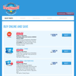 15% off Dreamworld Admission Tickets (Stacks with Current Adults at Kids Prices Offer) @ Dreamworld