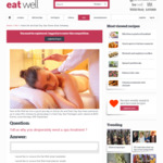 Win a East Day Spa Package (Auckland or Wellington) from EatWell.co.nz