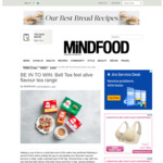 Win a Bell Tea Hamper (Worth $250) from Mindfood
