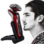 360° Completed Acute Shaving 4D Direction Floating Strong Electric Shaver - US $19.68 +FS@Newfro