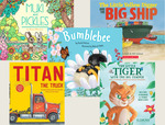 Win Muki and Pickles, Bumblebee, Titan The Truck, The Little Yellow Digger & The Big Ship, + More from Tots to Teens