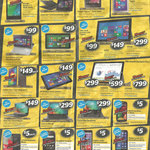 Acer i5 128GB SSD Tablet $99. Surface 2 $99. Surface Pro 3 $299. Smartphone $5 + More @ Noel Leeming Auckland Clearance Center