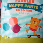 Pams 16 Toddler Nappy Pants for $2 This Week at Pak N Sav Manukau