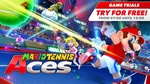 [Switch] Mario Tennis Aces Free to Play for 1 Week for Nintendo Switch Online Subscribers