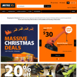 Mitre10 - $15 Gift Card for Every $100 Spent