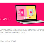 $150 Credit over 12 Months When Signing up to Powershop with Referral