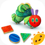 [iOS] Free: Very Hungry Caterpillar Shapes (Was $8.99) | DragonBox Numbers (Expired) @ Apple App Store