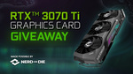 WIn a RTX 3070 Ti from Nerd or Die