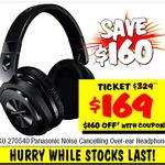 Panasonic RP-HC800 Wireless Noise Cancelling Headphones $169 @ JB Hi-Fi (Coupon Required)