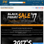PB Tech Black Friday Sale (in-Store) - PCs from $77, Laptops from $288, 4K 55 Inch TVs from $558, Bluetooth Headphones from $19