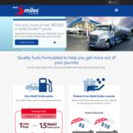 10c off Per Litre at Mobil ($40 Minimum Spend) for Registered Mobil Smiles Cardholders