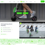 2x $5.50 Credits for Use on Lime Electric Scooters @ Lime Bike (Auckland, Christchurch)