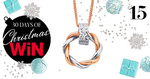 Win a Stewart Dawsons 9ct Two-Tone Pendant (Worth $279) from Mindfood