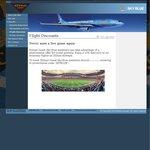 10% Discount on All Economy Flights on Etihad Airways