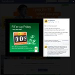 Win 1 of 3 Free Fuel Prizes from AA Smartfuel and BP