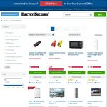 Harvey Norman - 4 Day Countdown Sale - 16GB USB $5, Microwave $98, Kindle Paperwhite $225, Dolce Gusto $69 + More