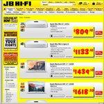 10% off Apple Macs + More @ JB Hi-Fi